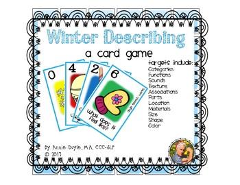 Winter Uno Describing