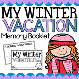 Winter Vacation Memory Booklet