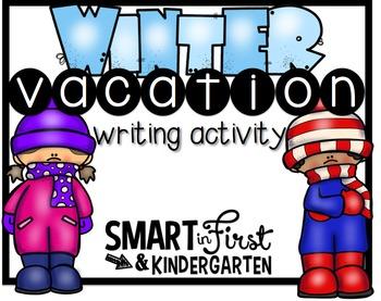 Winter Vacation Writing