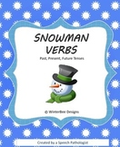 Winter Verb Tenses