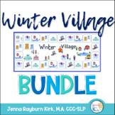 Winter Village BUNDLE: Social, Grammar, Languag