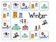 Winter Village: Grammar Activities