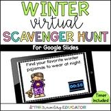 Winter Virtual Learning Scavenger Hunt