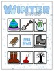 Winter Vocabulary Bingo