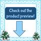Winter ESL Vocabulary Task Cards