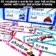 Winter Vocabulary Words (Holidays, Snow, Valentine, Presidents) BUNDLE!!