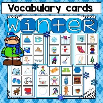 Winter Vocabulary
