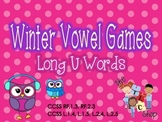 Winter Vowel Games - Long U
