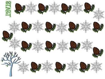 Winter Vowel Games - Long U