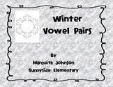 Winter Vowel Pairs