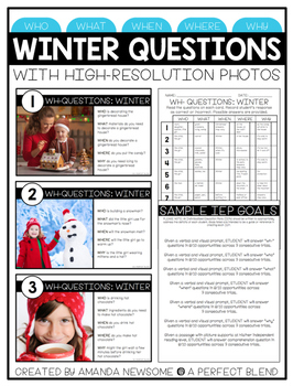 Winter 'WH' Questions
