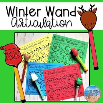 Winter Wand Articulation