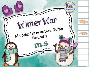 Winter War - Round 1 (M-S)