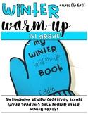 Winter Warm-Up First Grade