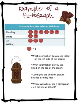 Winter Warmth Math Activity Pack Common Core Aligned