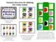 Winter Wear • Visual Discrimination of Colors • File Folder Game