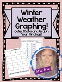 Winter Weather Graph! {Aligned to K Foss Weather Unit!}
