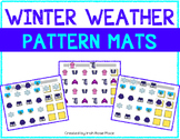 Winter Weather Pattern Mats