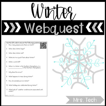 Winter Webquest