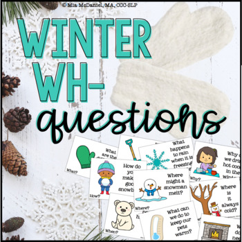 Winter Wh- Questions