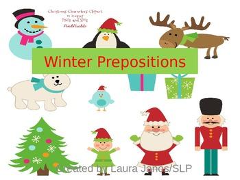 Winter Where Prepositions