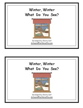 Winter Winter Reproducible Guided Reader