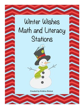 Winter Wishes ELA Stations