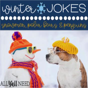 Winter Witticisms:  Jokes to Share & Teach