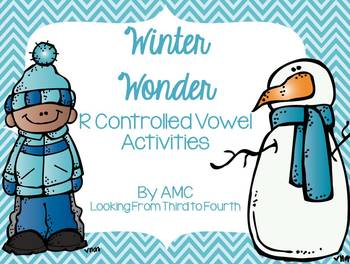 R Controlled Vowel Activities