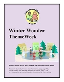 Winter Wonder Science Theme Week