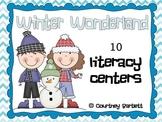 Winter Wonderland (10 literacy centers)