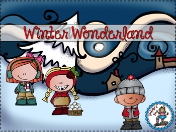 Winter Wonderland {33 Literacy Activities}
