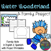 Winter Wonderland (A Family Project for January)
