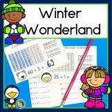 Winter Wonderland Addition within 100