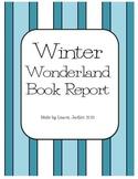 Winter Wonderland Book Report