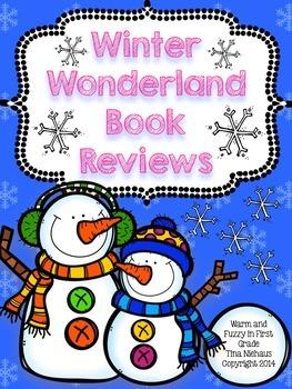 Winter Wonderland Book Responses