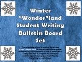 Winter Wonderland Bulletin Board Project