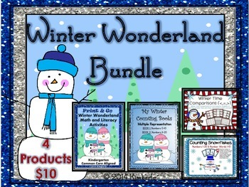 Winter Wonderland Bundle (Includes 4 Products)