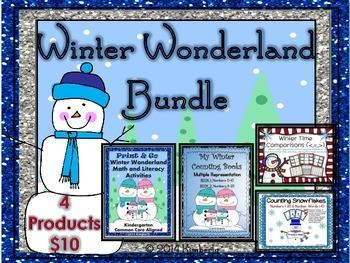 Winter Wonderland Bundle (Includes 4 Products)