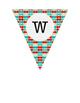 Winter Wonderland Christmas Pennant Banner