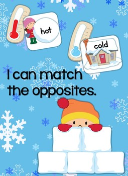 Winter Wonderland Christmas & Winter-Themed Math & Literacy Centers