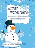 Winter Wonderland Christmas & Winter-Themed Math & Literac
