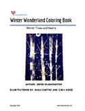 Winter Wonderland Coloring Book