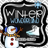 Winter Wonderland - Common Core Standards Included