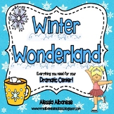 Winter Wonderland Dramatic Play Center