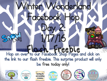 Winter Wonderland Facebook Hop