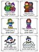 Winter Wonderland Fun Pack for 1st, 2nd, and 3rd grades