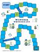 Winter Wonderland Game Board