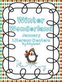Winter Wonderland: January Literacy Centers