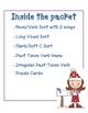 Winter Wonderland Literacy Packet